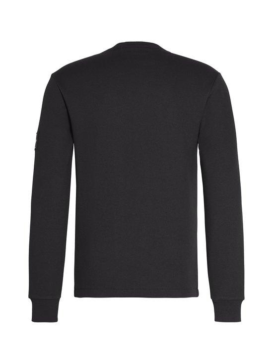Calvin Klein Jeans - Monogram Badge LS Tee -paita - BAE CK BLACK | Stockmann - photo 2