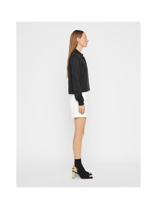 J.Lindeberg - Mallory Cropped Shirt -paitapusero - 9999 BLACK | Stockmann - photo 6