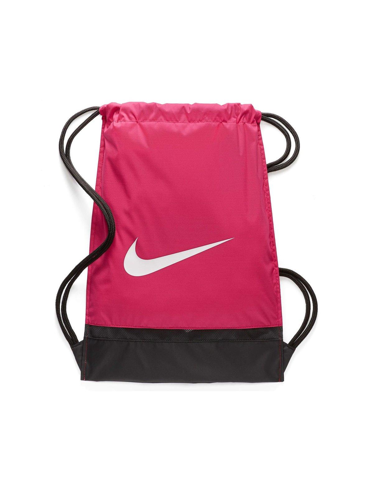 Rush Pink (pinkki) Nike Brasilia-treenikassi BA5338-666  954ff621bf
