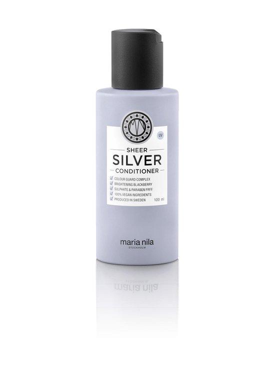 Maria Nila - Care & Style Sheer Silver Conditioner -hoitoaine 100 ml - NOCOL | Stockmann - photo 1