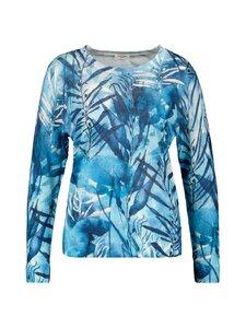 GERRY WEBER CASUAL - Printed Knit -pellavaneule - 8089 BLUE PRINT | Stockmann