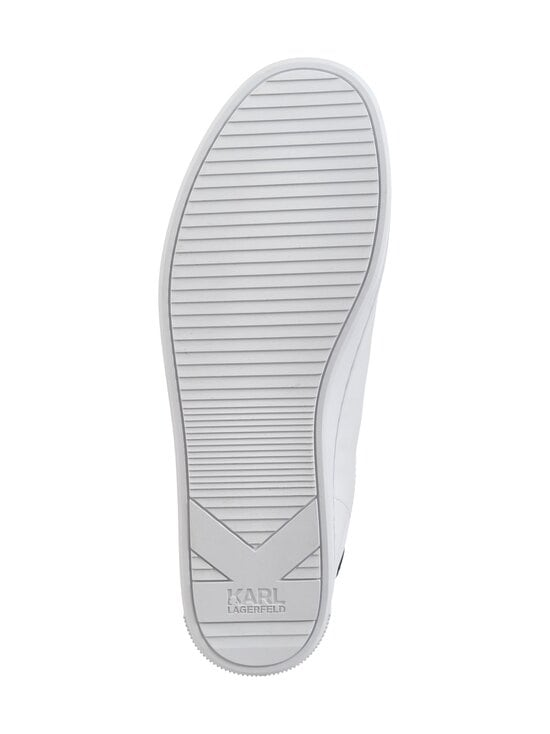 Karl Lagerfeld - Kourt Karl Ikonic 3D -nahkasneakerit - WHITE 011 | Stockmann - photo 3