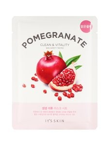 It'S SKIN - The Fresh Pomegrante Mask Sheet -kasvonaamio 20 g | Stockmann