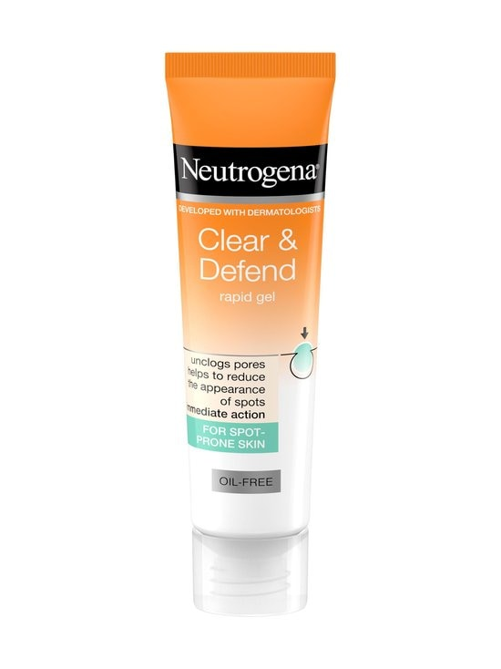 Neutrogena - Clear & Defend Rapid Gel -täsmähoitogeeli 15 ml - NOCOL   Stockmann - photo 1