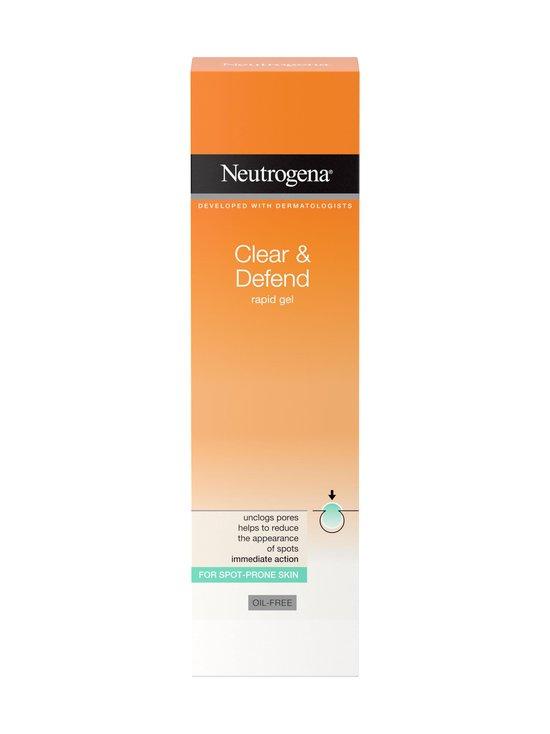 Neutrogena - Clear & Defend Rapid Gel -täsmähoitogeeli 15 ml - NOCOL   Stockmann - photo 2