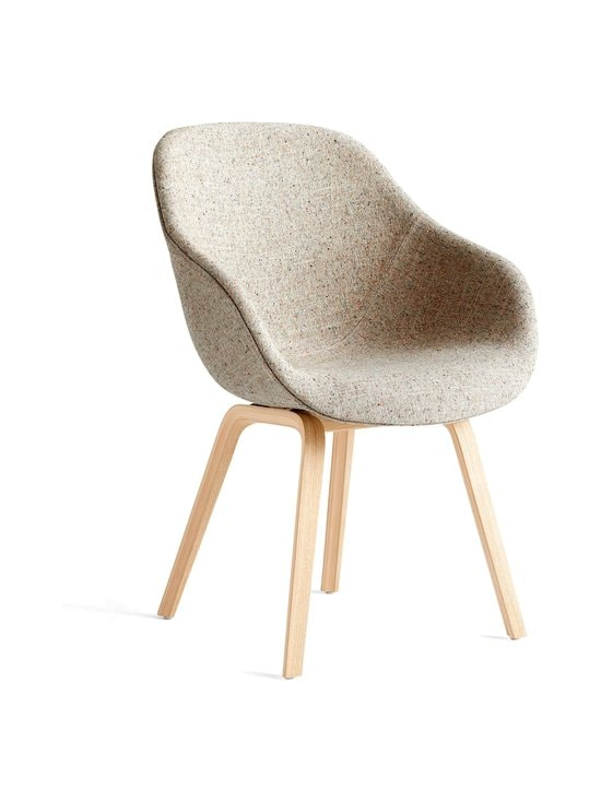 HAY - About A Chair AAC123 -tuoli - BEIGE MELANGE | Stockmann - photo 1