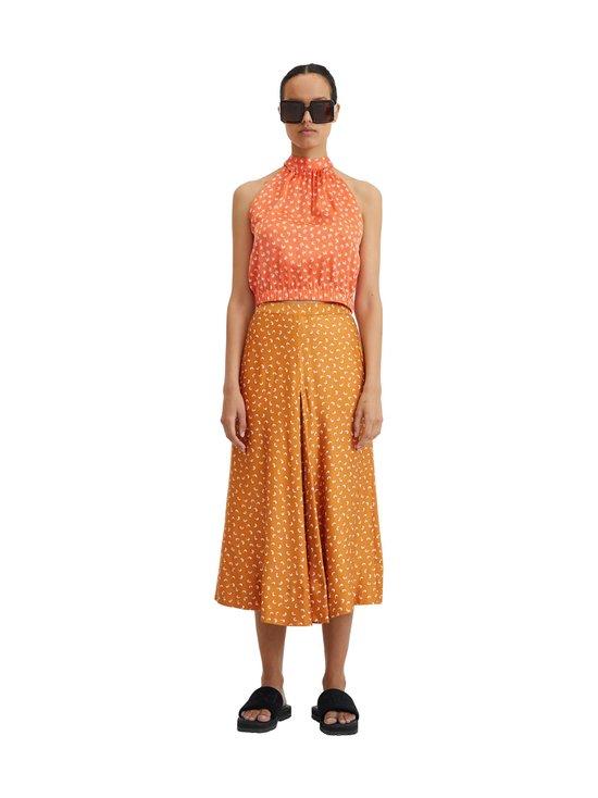 Rodebjer - Tyle Paisley Skirt -hame - SANDY OCHRE | Stockmann - photo 1