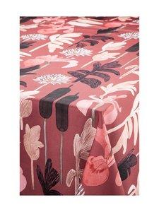 Pentik - Kaislikko-pöytäliina 145 x 250 cm - BURGUNDY | Stockmann