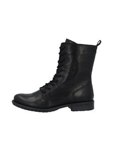 BIANCO - BIADANELLE Lace Up Boot -saappaat - 100 BLACK | Stockmann