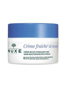 Nuxe - Crème Fraîche de Beauté 48 HR Moisturising Rich Cream -voide 50 ml   Stockmann