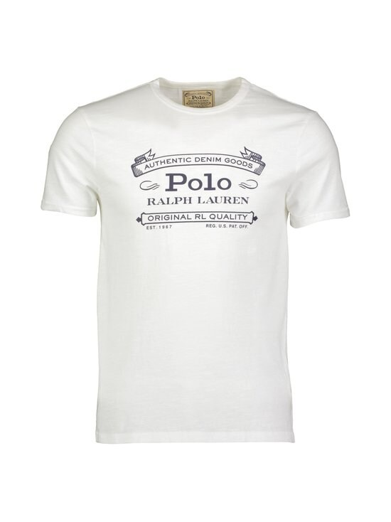 Polo Ralph Lauren - T-paita - 2WCF WHITE | Stockmann - photo 1