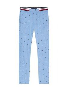 Tommy Hilfiger - Embroidery-pyjamahousut - 02G AG/MINI/FLAG/REPEAT | Stockmann