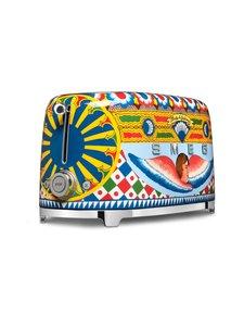 Smeg - Dolce & Gabbana -leivänpaahdin, 4 viipaleelle - MULTICOLOR | Stockmann