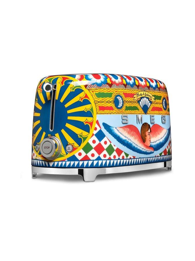 Dolce & Gabbana -leivänpaahdin, 4 viipaleelle