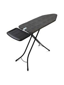 Brabantia - Ironing board C -silityslauta 124 x 45 cm - BLACK | Stockmann
