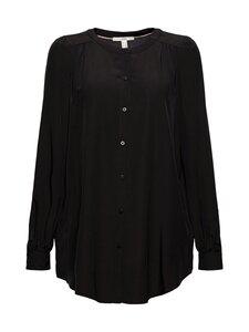 Esprit - Blouses woven -paitapusero - 001 BLACK   Stockmann