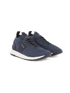 BOSS - Titanium_Runn-sneakerit - 407 DARK BLUE | Stockmann