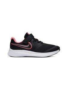 Nike - Star Runner 2 -sneakerit - 002 BLACK/SUNSET PULSE-BLACK-WHITE | Stockmann