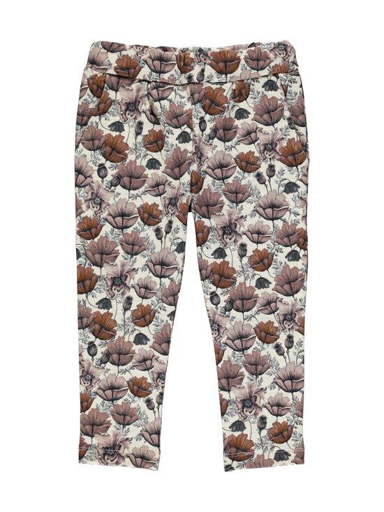 Name It - NMFNELLU SWE PANT BRU -leggingsit - PEYOTE MELANGE   Stockmann - photo 1