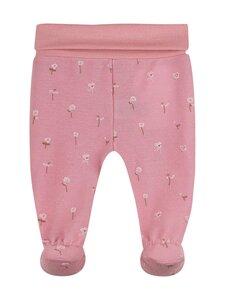 Sanetta - Mini Baby Girls Flower -villahousut - 3075 HELLROSA   Stockmann