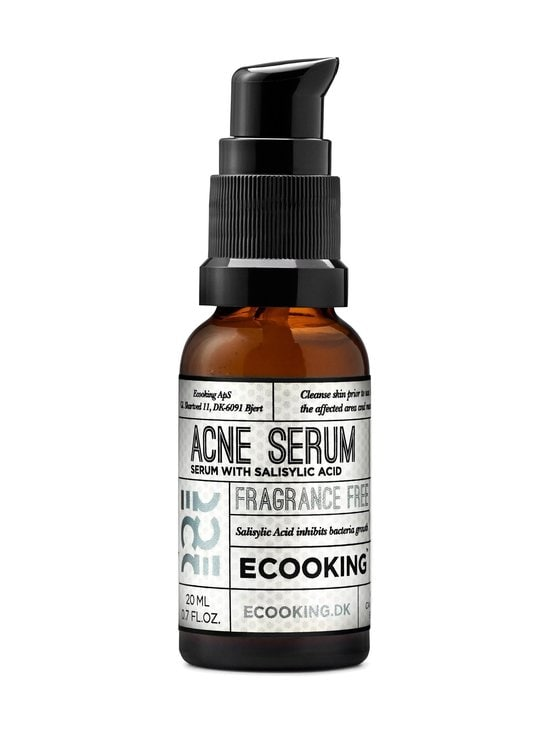 Ecooking - Acne Serum -seerumi 20 ml - NO COLOR | Stockmann - photo 1