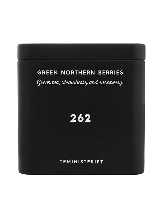 Teministeriet - 262 Green Northern Berries -irtotee 100 g - BLACK   Stockmann - photo 1