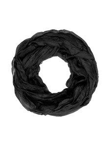 Lasessor - Kiana-silkkituubihuivi - BLACK | Stockmann