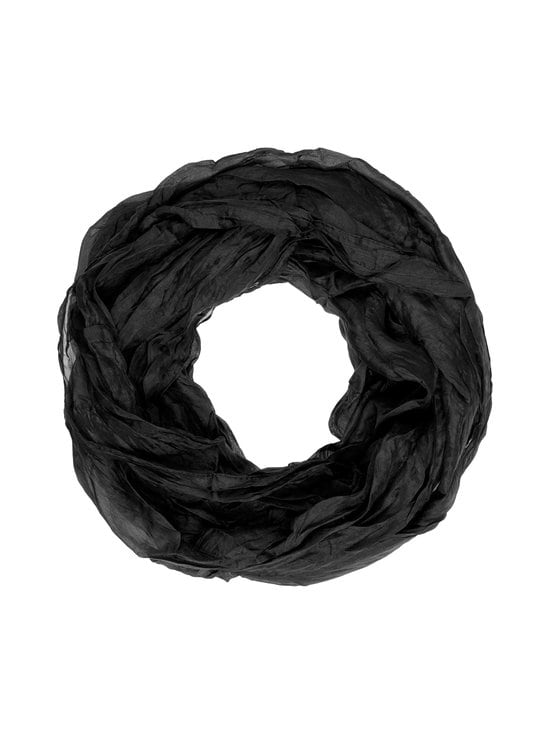 Lasessor - Kiana-silkkituubihuivi - BLACK | Stockmann - photo 1