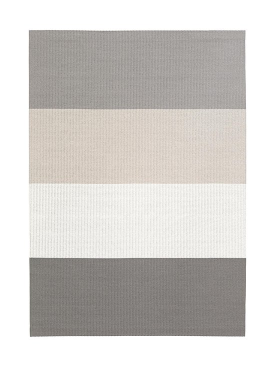 Woodnotes - Fourways-paperinarumatto - HARMAA/BEIGE/VALKOINEN | Stockmann - photo 3