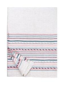 Lapuan Kankurit - Watamu-pöytäliina/peitto 150 x 260 cm - 3 GREY-BORDEAUX | Stockmann