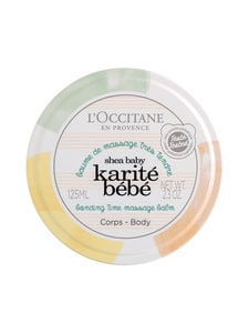 Loccitane - Shea Baby Massage Balm -kosteusvoide 125 ml - null | Stockmann