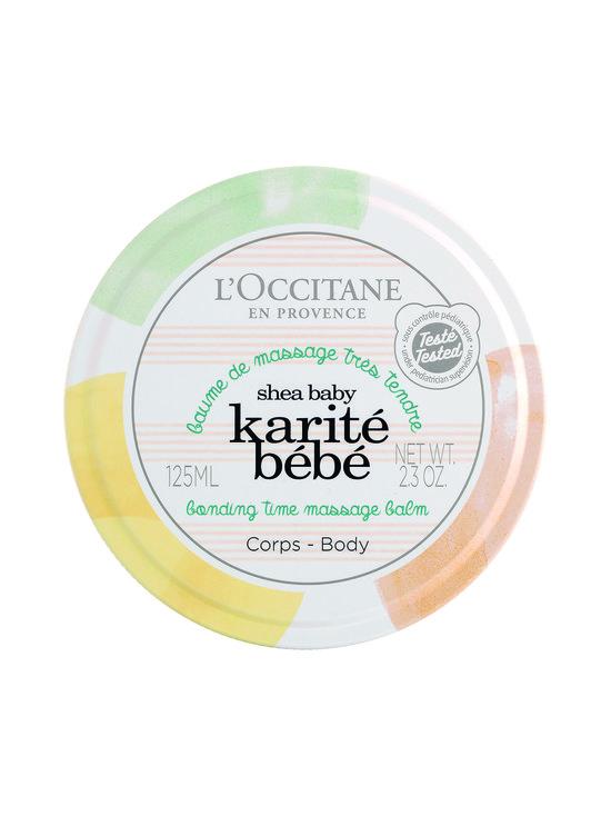 Loccitane - Shea Baby Massage Balm -kosteusvoide 125 ml - NO COLOR | Stockmann - photo 1