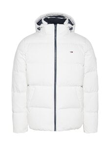 Tommy Jeans - Tjm Essential Down Jacket -untuvatakki - YBR WHITE | Stockmann