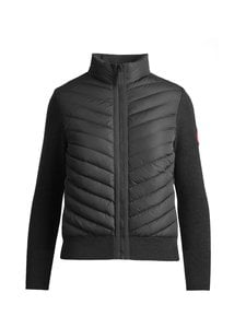 Canada Goose - HyBridge Knit Jacket -takki - 61 BLACK - NOIR | Stockmann