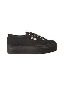 Superga - Linea Up and Down -kengät - FULL BLACK | Stockmann