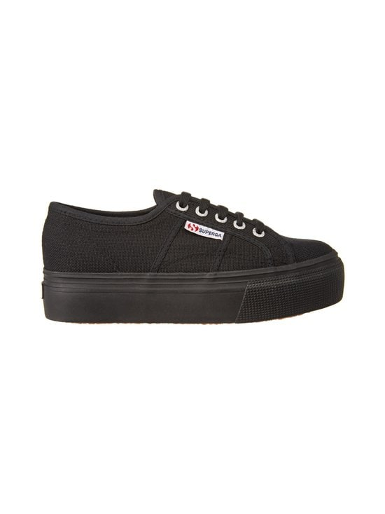 Superga - Linea Up and Down -kengät - FULL BLACK   Stockmann - photo 1