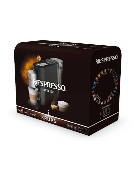 Nespresso - Atelier-kapselikeitin - BLACK | Stockmann - photo 10