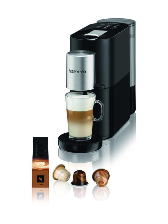 Nespresso - Atelier-kapselikeitin - BLACK | Stockmann - photo 5