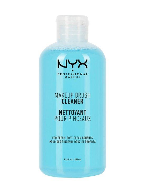 NYX Professional Makeup - Make Up Brush Cleaner -sivellinpuhdistusaine 250 ml - 5 | Stockmann - photo 1