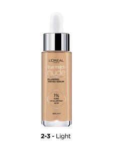 L'Oréal Paris - True Match Nude Plumping Tinted Serum -meikkivoide 30 ml   Stockmann