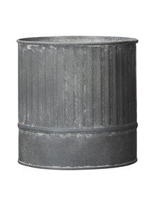 Wikholm Form - Amira-metalliruukku ø 14 cm - GREY | Stockmann