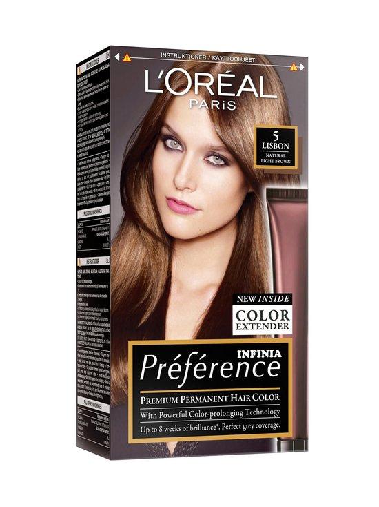 L'Oréal Paris - Préférence-hiusväri - 5 | Stockmann - photo 1