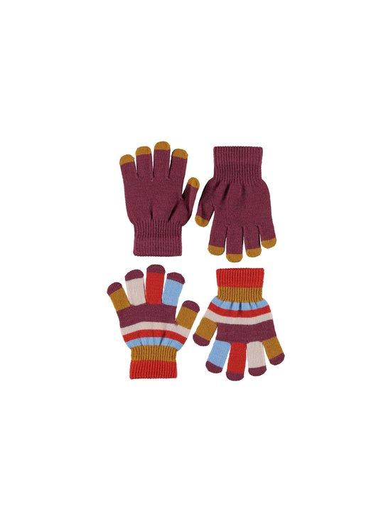 Molo - Kei-sormikkaat - MAROON | Stockmann - photo 1
