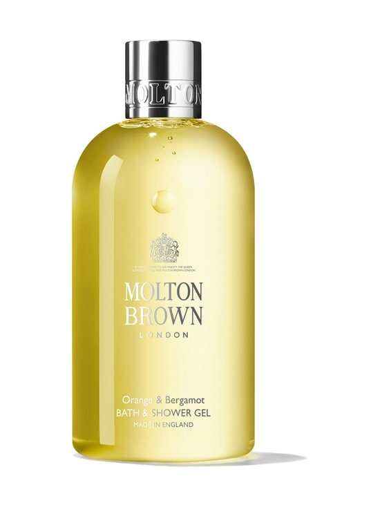 Molton Brown - Orange & Bergamot Bath & Shower Gel -suihkugeeli 300 ml - NOCOL   Stockmann - photo 1
