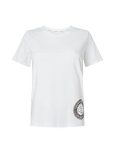 Calvin Klein Underwear - Short Sleeve Crew Neck -paita - 100 WHITE | Stockmann
