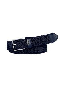 Calvin Klein Bags & Accessories - Formal Elastic Belt -vyö - 411 NAVY | Stockmann