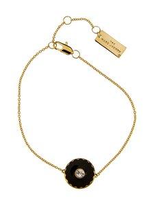 Marc Jacobs - The Medallion Bracelet -rannekoru - 001 BLACK   Stockmann