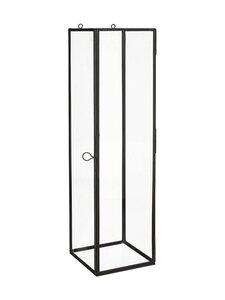 Wikholm Form - Gita Wall Lantern -lyhty - ANTIQUE BLACK | Stockmann