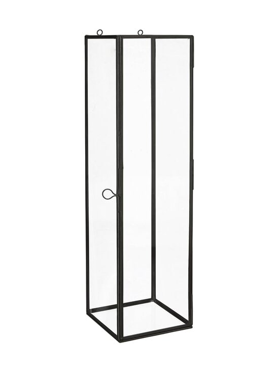Wikholm Form - Gita Wall Lantern -lyhty - ANTIQUE BLACK   Stockmann - photo 1