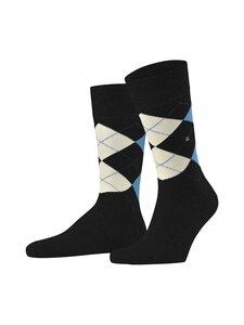 Burlington - UV Argyle -sukat - 3000 BLACK | Stockmann